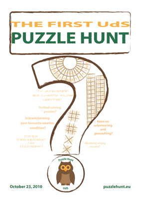 Puzzle Hunt poster